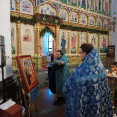 В Спасо-Преображенском соборе пребывает великая святыня