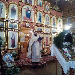 В Новой Ляле встретили Рождество Христово