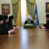 Владыка Алексий принял участие в очередном заседании Архиерейского совета Екатеринбургской митрополии