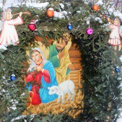 Рождественская ночь в Североуральске