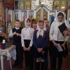 Праздник Рождества Христова в Сосьве