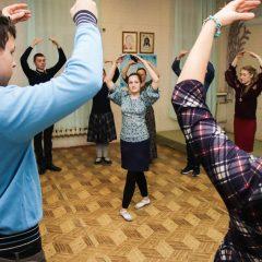 Сретенский бал православной молодежи