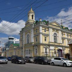 Екатеринбургская семинария проводит дополнительный набор абитуриентов