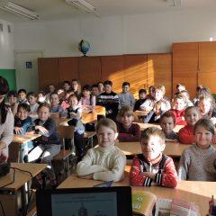 Школьникам рассказали о житии священномученика Александра Нижнетуринского