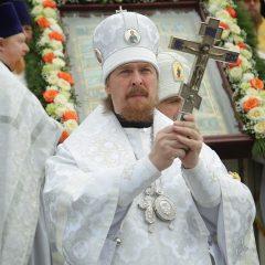 25 февраля — день тезоименитства епископа Серовского и Краснотурьинского Алексия