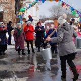 Масленичные празднования прошли в Карпинске