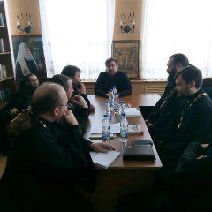 В Краснотурьинске состоялся расширенный Епархиальный совет Серовской епархии