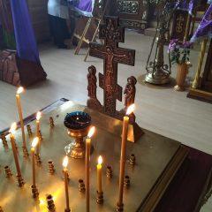 Состоялось Архиерейское вечернее богослужение в Свято-Пантелеимоновской обители