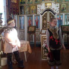 В Сосьве прошли праздничные мероприятия, посвященные масленице