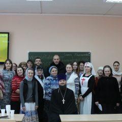 Состоялся семинар «Организация социальной деятельности на приходах Серовской епархии»