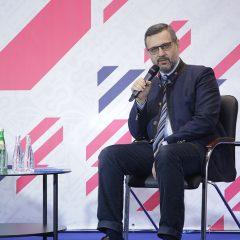 «Церковь — это мы все вместе»: Владимир Легойда провел встречу с екатеринбуржцами