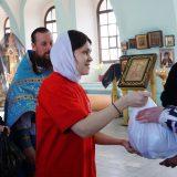 В Серовской епархии проходит благотворительная акция — «Раздели с голодным хлеб твой»