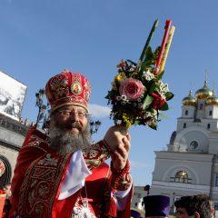Пасхальное послание митрополита Екатеринбургского и Верхотурского Кирилла
