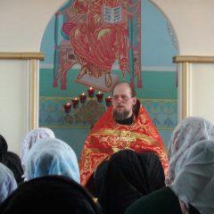 Праздник Светлого Христова Воскресения встретили в женской  исправительной колонии ИК-16