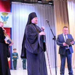 Епископ Алексий принял участие в инаугурации Главы города Карпинск