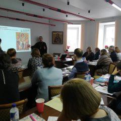 В Екатеринбурге прошла профессиональная переподготовка учителей ОПК