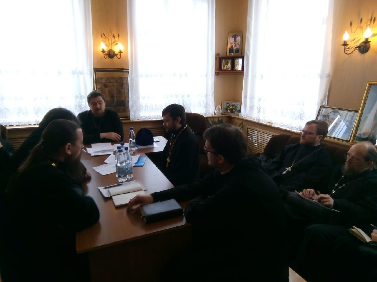 В Краснотурьинске прошел Епархиальный совет