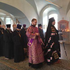 Епископ Серовский и Краснотурьинский Алексий совершил Литургию в Североуральске