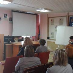 Руководитель епархиального отдела по тюремному служению побеседовал с личным составом ФКУ ЛИУ-23