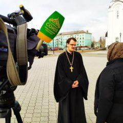 Православный телеканал снимал программы в Серове и Краснотурьинске