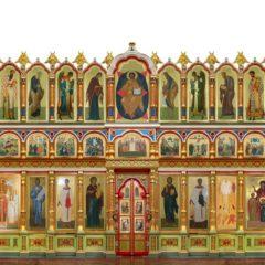 Благоукрашается кафедральный собор