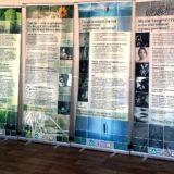 Передвижная выставка «Живем трезво» прошла в образовательных организациях Новолялинского городского округа