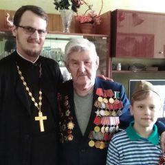 В Серове поздравили ветеранов Великой Отечественной войны