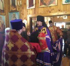 Престольный праздник в Сосьве