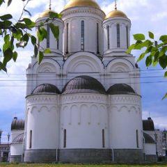 В Спасо-Преображенском соборе идёт написание иконы святой Матроны Московской
