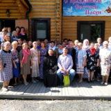 Второй выпуск в воскресной школе взрослых
