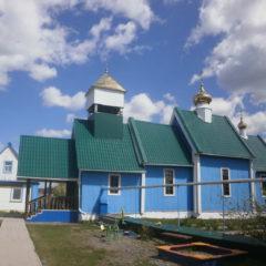 Мощи Симеона Верхотурского побывали в посёлке Сосьва
