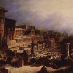 Событиям пребывания израильтян в египетском плену и их исходе будет посвящен семинар «Диалог науки и религии»