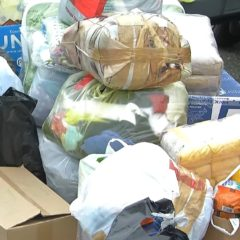 Серовчане отправили гуманитарную помощь в Иркутск