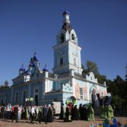 Митрополит Кирилл, епископ Гедеон и епископ Алексий совершили всенощное бдение в Иоанно-Предтеченском кафедральном соборе