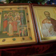 Преосвященные владыки совершили Божественную литургию в монастыре Царственных страстотерпцев