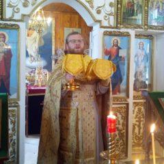 День памяти первоверховных апостолов отметили в Сосьве