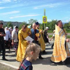 Престольный праздник в честь святых апостолов Петра и Павла отметили в Североуральске