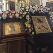 Епископ Алексий совершил Литургию в день праздника Рождества Крестителя Господня Иоанна