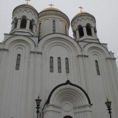 Собор в Серове собирает гуманитарную помощь для пострадавших от наводнения в Иркутской области