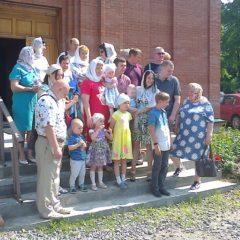 Таинство Крещения –  это значимое событие в жизни человека и семьи
