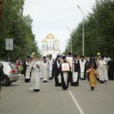 «Надо идти к Богу для спасения души» — центральный собор Серовской епархии отметил престольный праздник