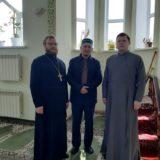 В Серове прошла рабочая встреча руководителя тюремного отдела Серовской епархии с имамом-хатыбом Серовской соборной мечети