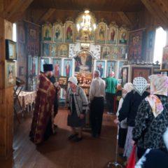 День памяти великомученика и целителя Пантелеимона отметили в Сосьве