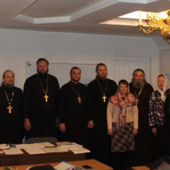 Проведено расширенное совещание отдела  религиозного образования и катехизации Серовской епархии перед началом учебного года