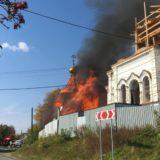 В Екатеринбургской епархии ведется сбор средств в поддержку прихода, пострадавшего от пожара в поселке Верхняя Сысерть