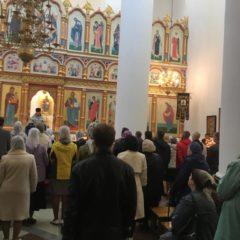 Миссионерское богослужение в Спасо-Преображенском соборе