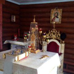 Руководитель тюремного служения Серовской епархии посетил ИК-8
