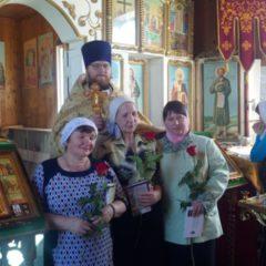 В Сосьве почтили Владимирский образ Пресвятой Богородицы