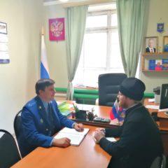 В Серовской епархии прошла рабочая встреча, посвященная тюремному служению