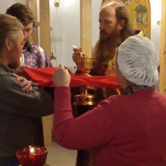 Престольный праздник в селе Кордюково